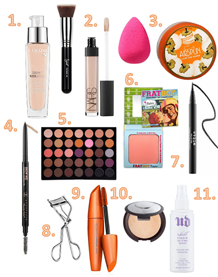 Makeup Order Order Of Makeup Application: Style Guru: Fashion, Glitz