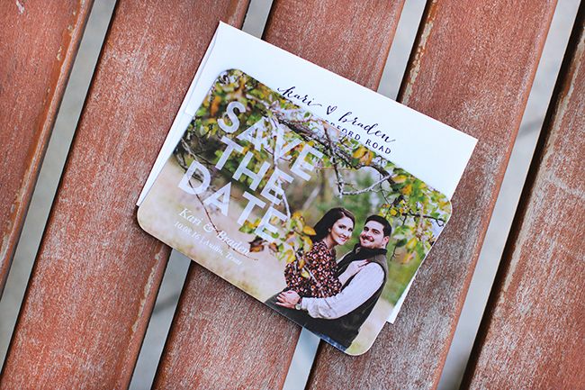 WEDDING PAPER DIVAS – SAVE THE DATE