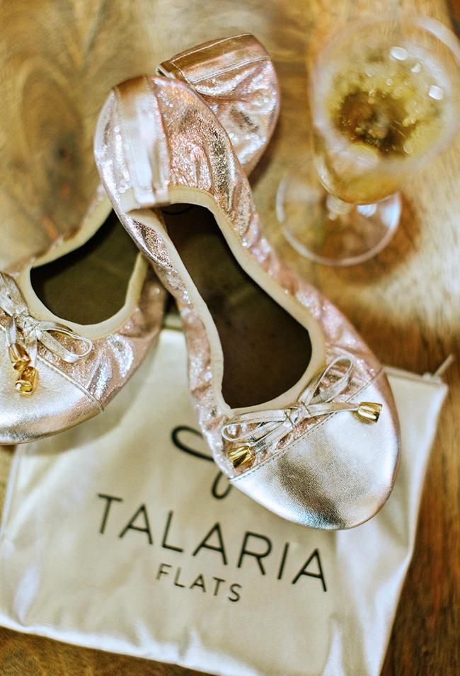WEDDING EDIT: TALARIA BALLET FLATS