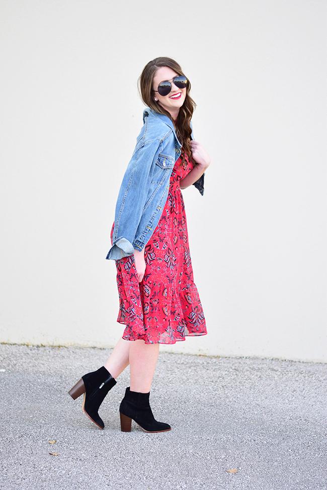Transitional Dress