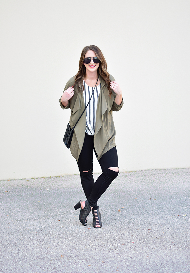 Military Jacket for Fall ?