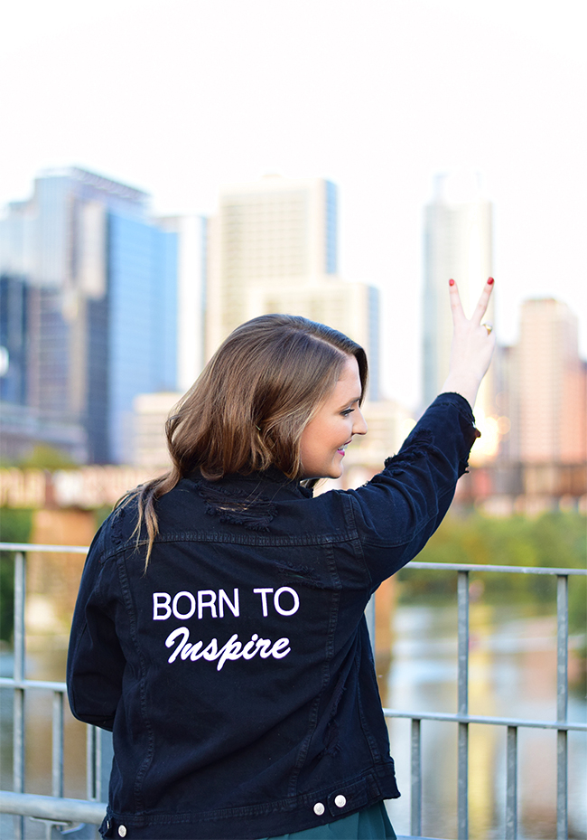 BORN TO INSPIRE: MY BLOGGING JOURNEY