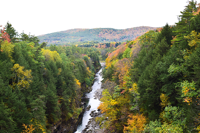 Vermont Fall Travel Guide
